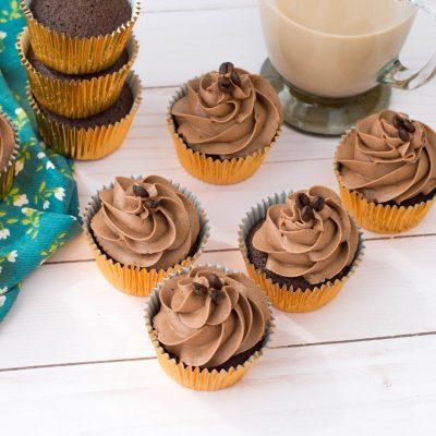 Easy Mocha Cupcakes Recipe