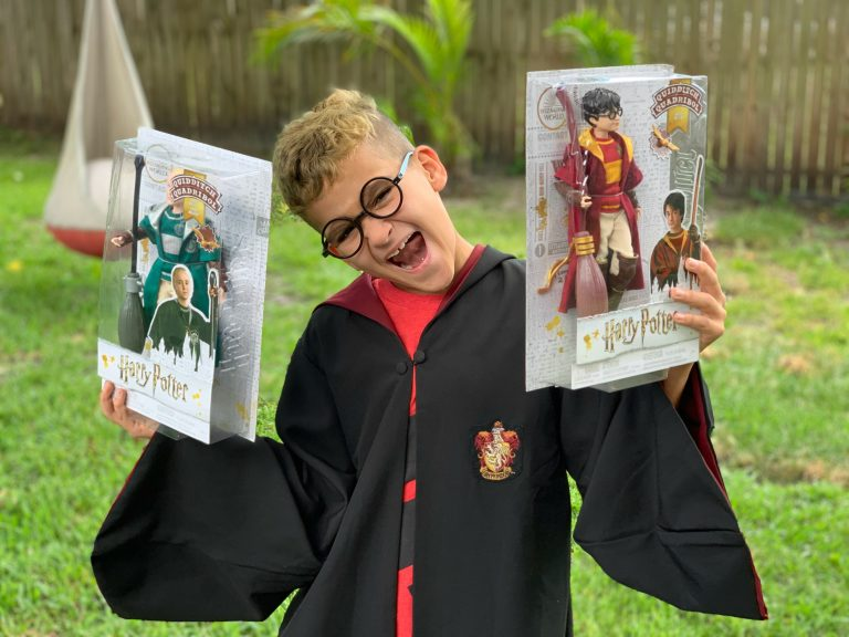 New HARRY POTTER™ Quidditch dolls available at Walmart!