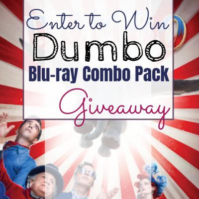 Dumbo Giveaway Combo