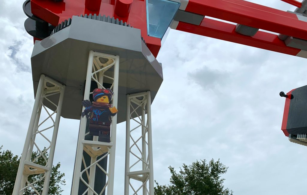 LEGO Movie World Activity