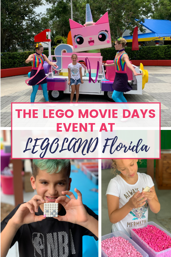 The LEGO Movie Days Event