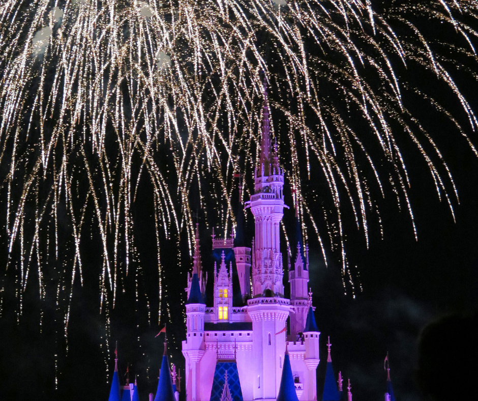 Celebrations at Disney World
