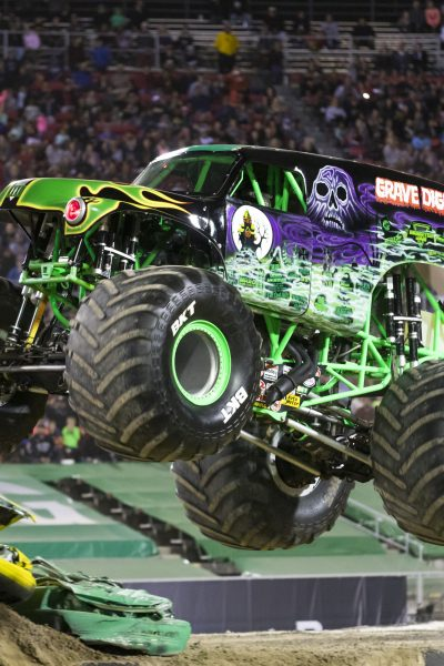 Monster Jam Amalie Arena