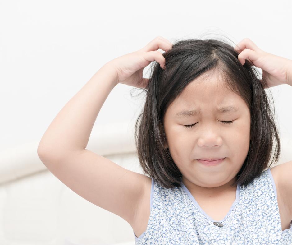 Itchy Head Lice Treatment