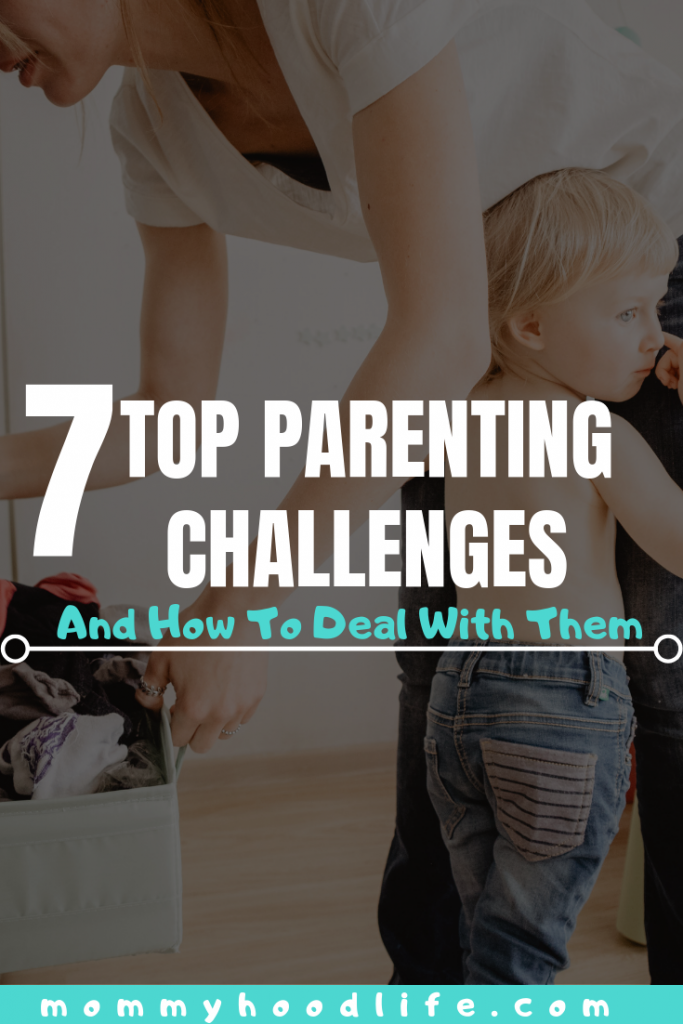 How to Deal with Parenting Challenges and the best solutions