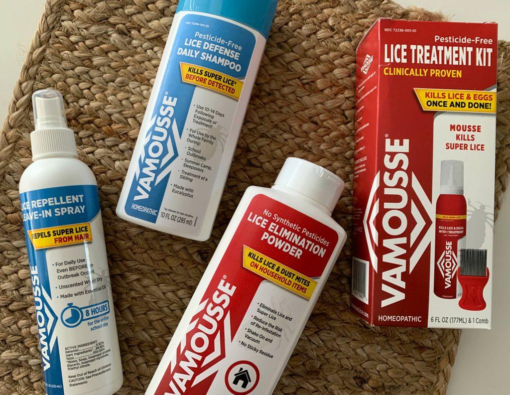Vamousse Lice Treatment