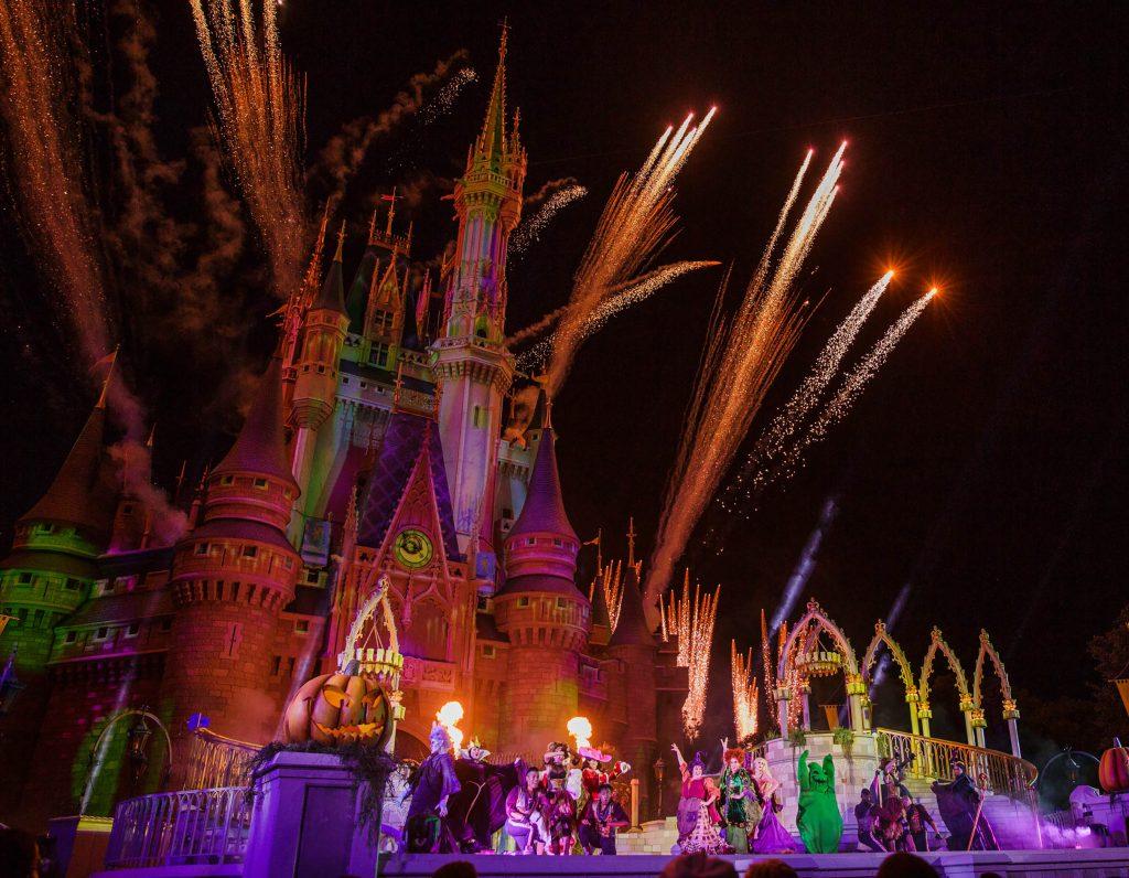 Mickey Not So Scary Halloween party