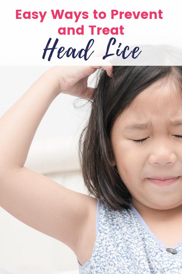 Ways to prevent lice