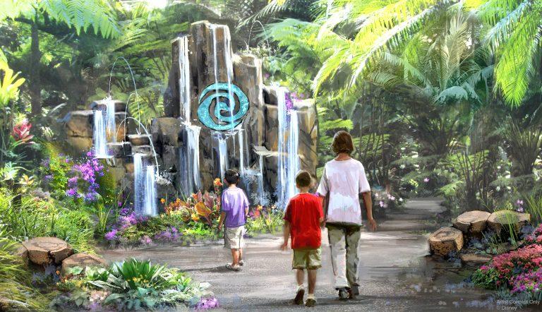 Disney Parks D23 Announcements for Walt Disney World