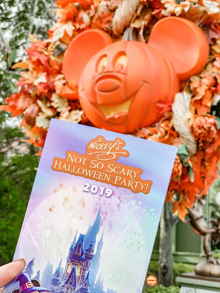 Mickey s Not So Scary Halloween Party Tips and Strategy