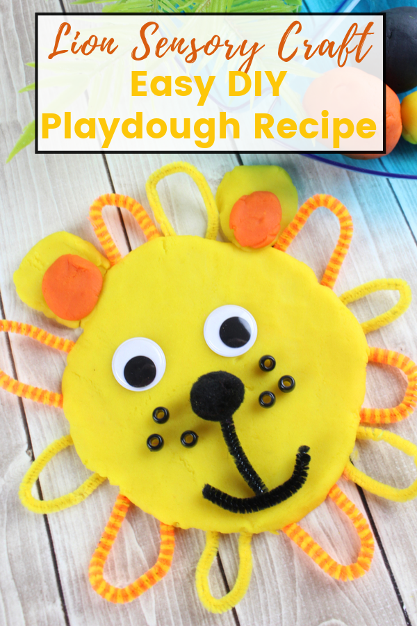Playdough Sensory Craft