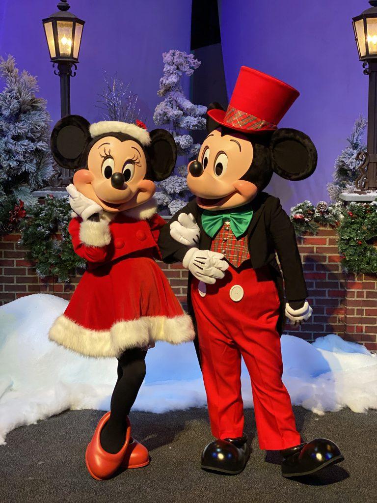 Epcot's International Festival of the Holidays at Disney World
