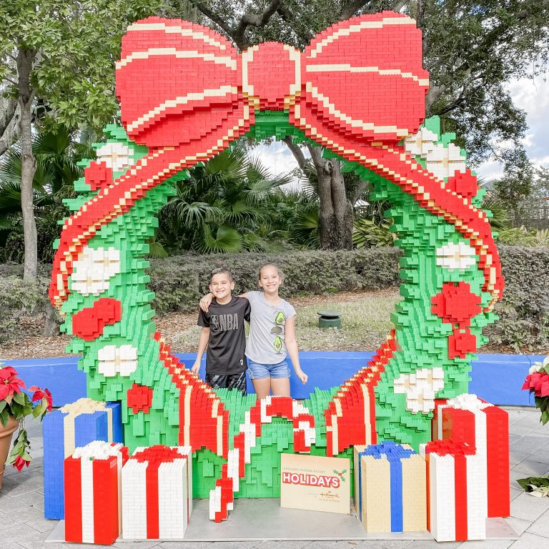 Holidays at LEGOLAND Presented by Hallmark Channel