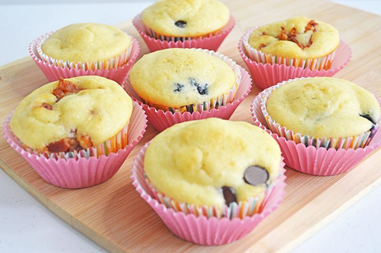 Easy Pancake Muffins Recipe A Grab and Go Breakfast Idea
