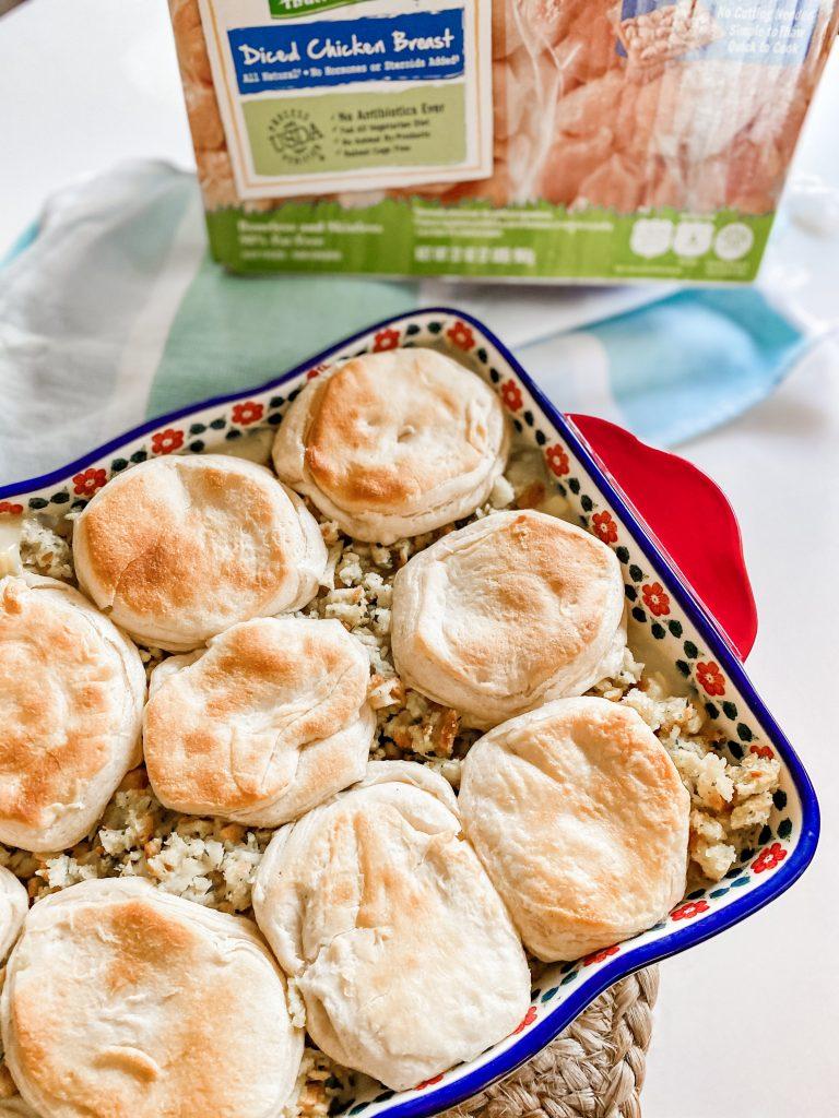 Perdue Farms Family Bundle Delivery + Chicken Casserole Recipe