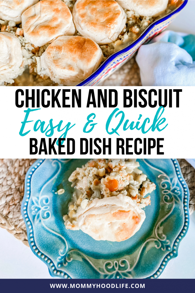 chicken and Biscuit Baked Dish Recipe