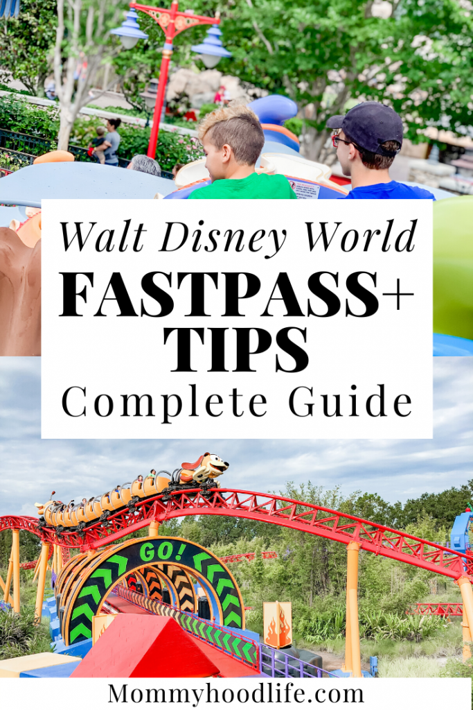 Tips for Booking Fastpasses at Disney World