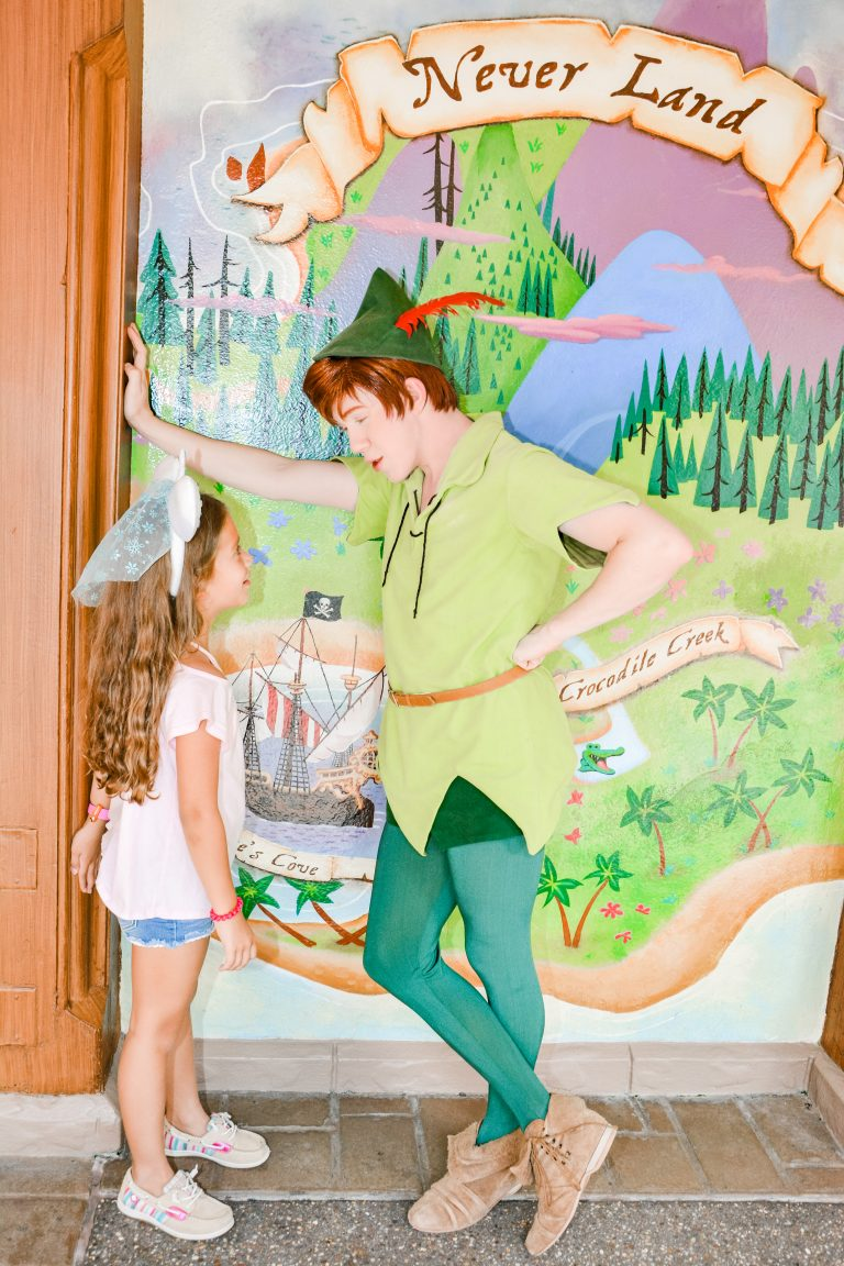 Character Meet and Greets at All of the Walt Disney World Parks