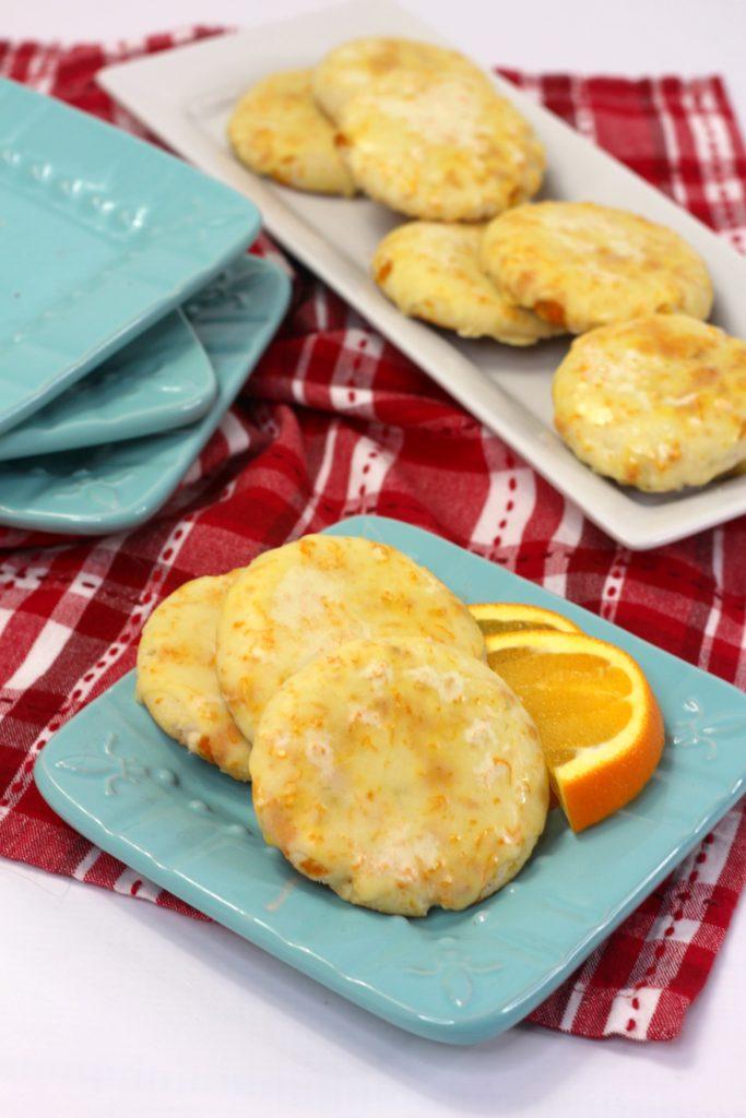 OJ sunrise cookies Recipe