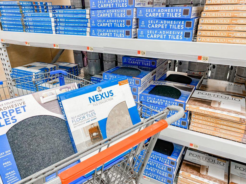 Nexus DIY Floor Options