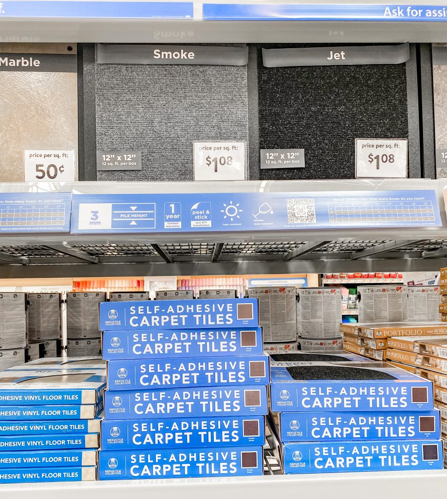 Rug Tiles at Walmart