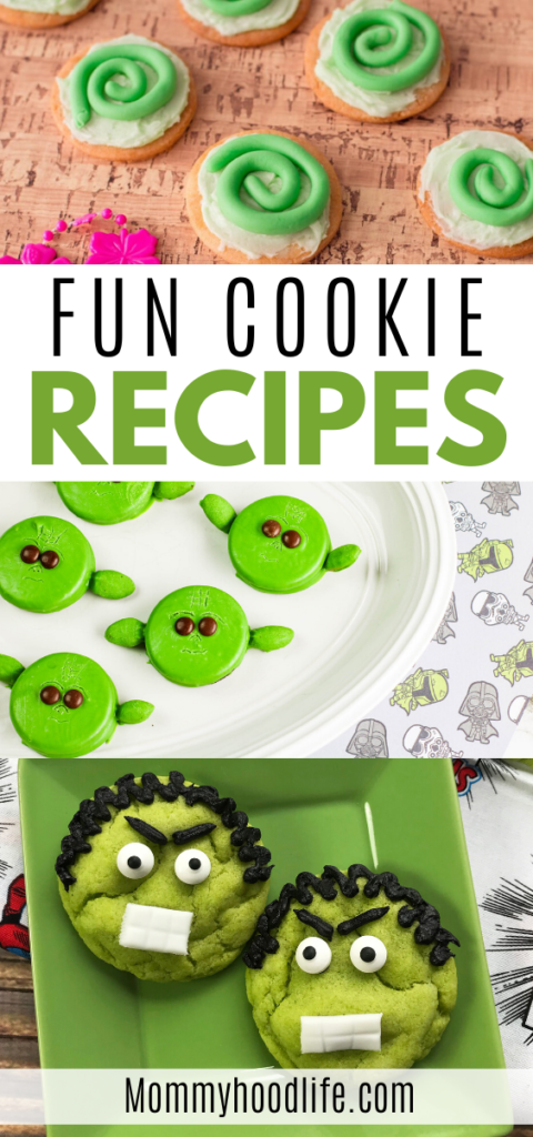 Fun Cookie Recipes