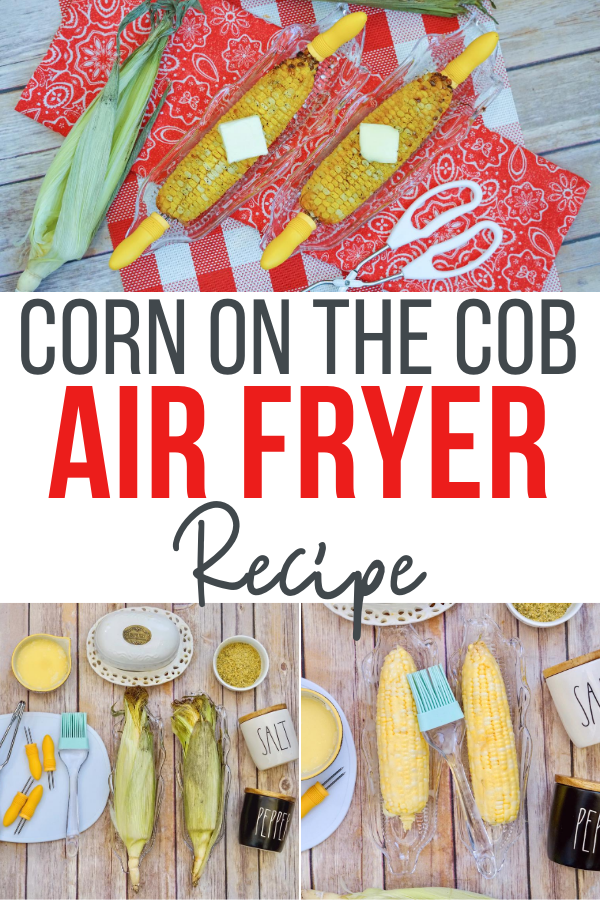 Air Fryer Corn on the Cob Recipe
