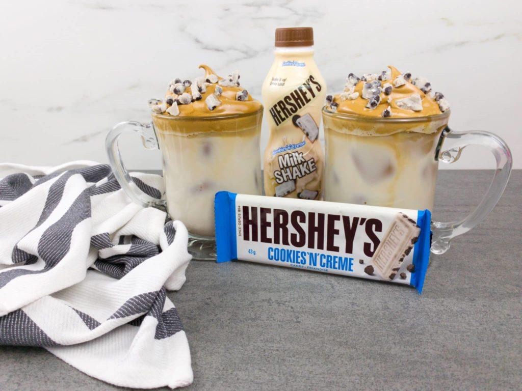 Delicious Cookies and Cream Dalgona Coffee Recipe