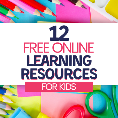 Free Online Learning Resources for Kids