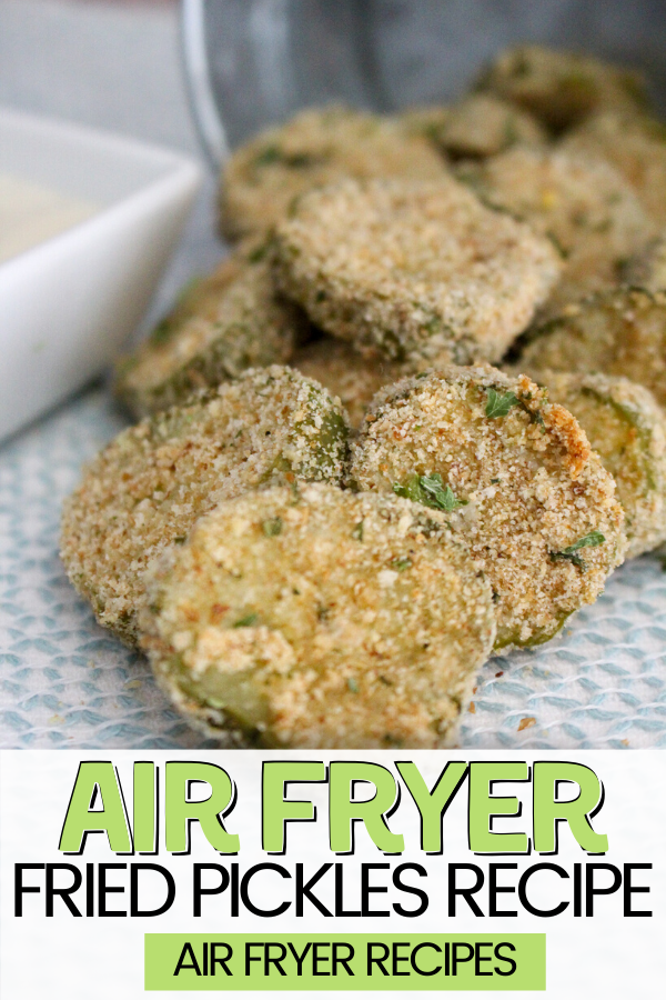 Fried Pickles Recipe for Air Fryer