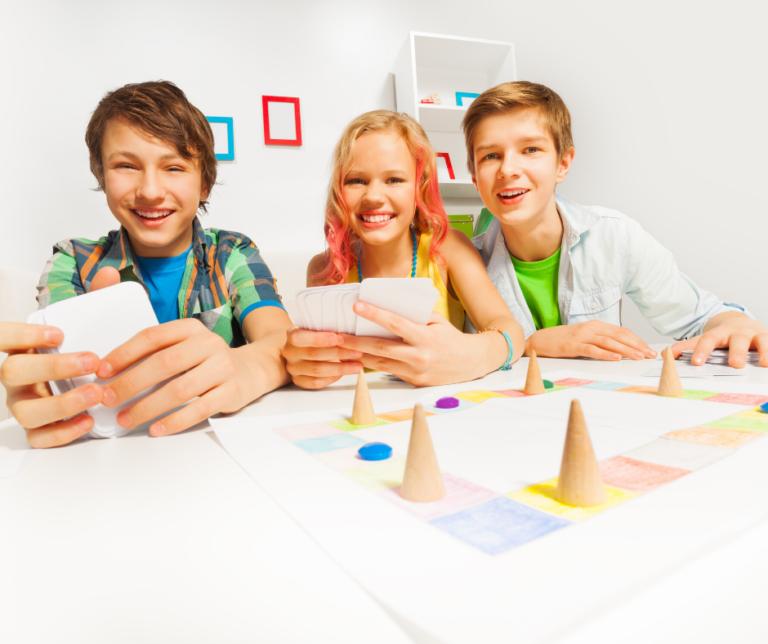 Fun Indoor Activities for Teens and Tweens at Home