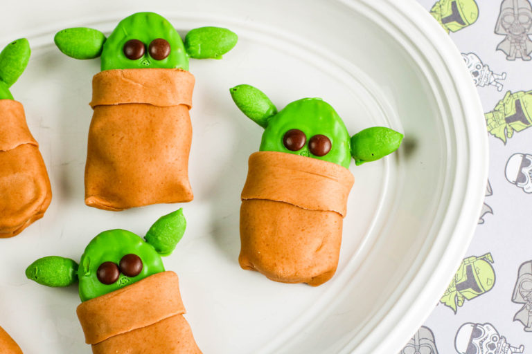 How to Make Baby Yoda Nutter Butters Cookies