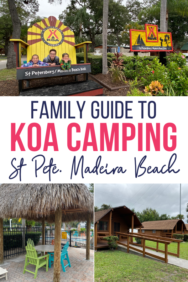 KOA in Madeira Beach