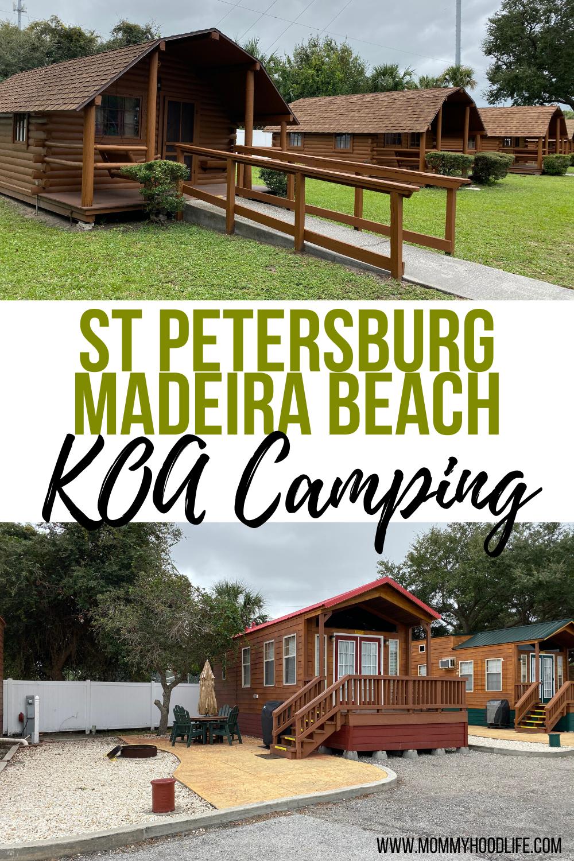 St Petersburg Madeira Beach KOA