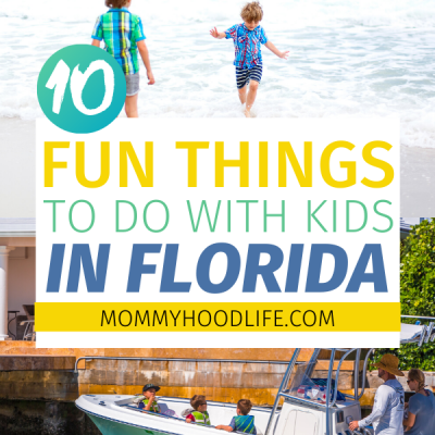 Things to with kids in Florida