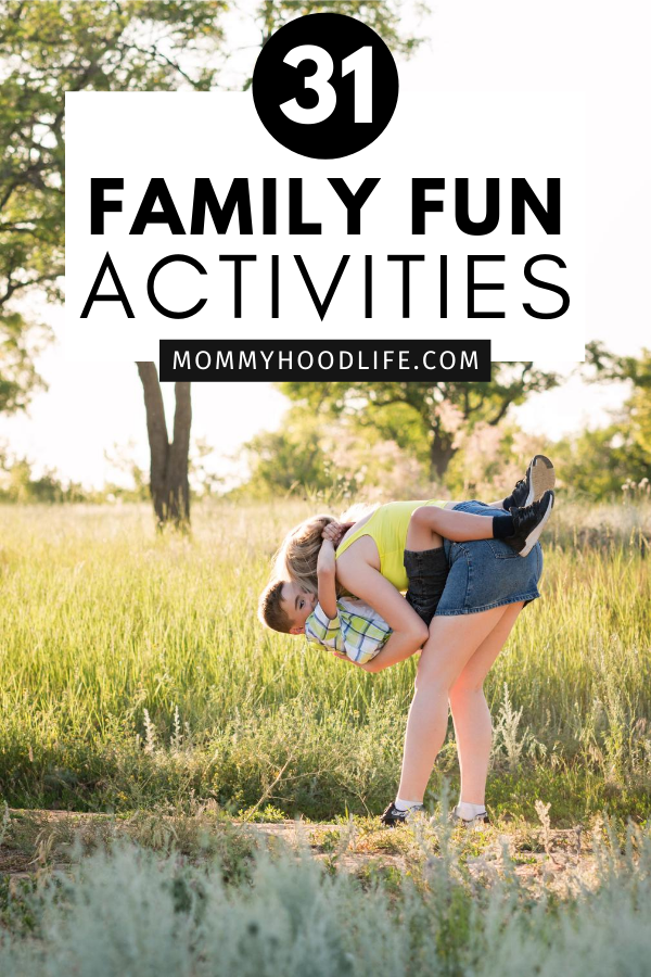 Fun Activities for Families