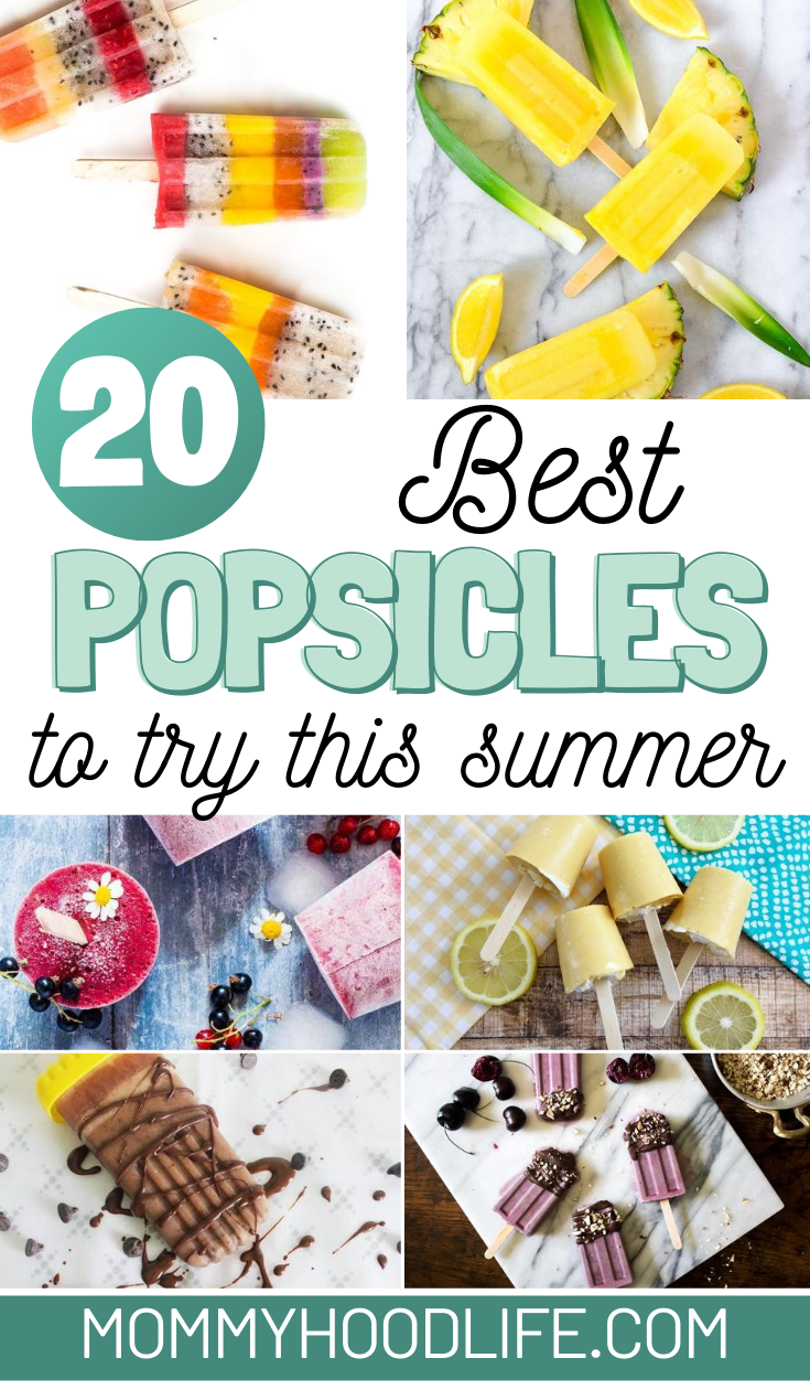 best Popsicle Recipes to Try