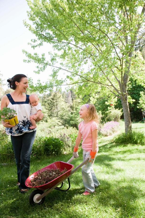 Family Garden Fun