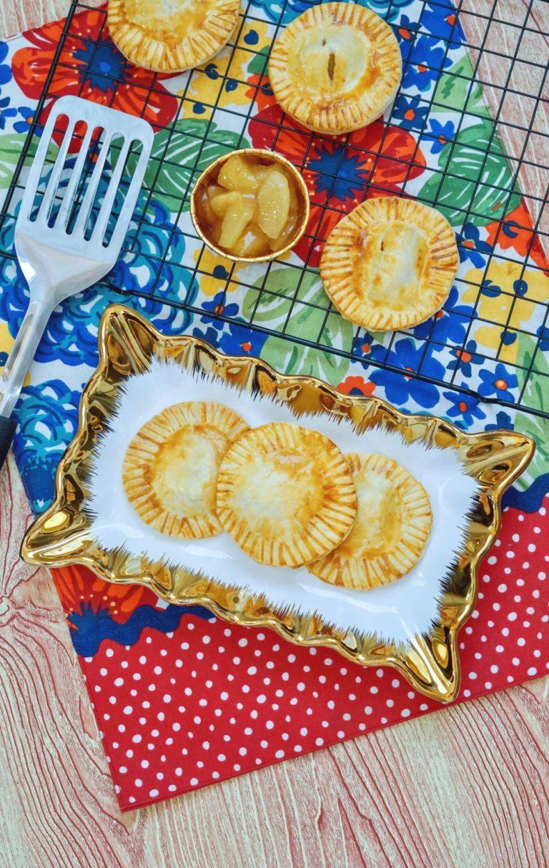 Air Fryer Apple Hand Pies Recipe