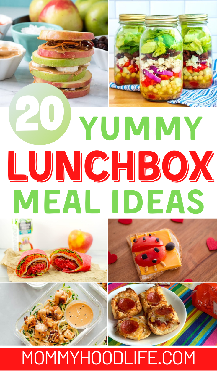 Lunchbox ideas for everyone