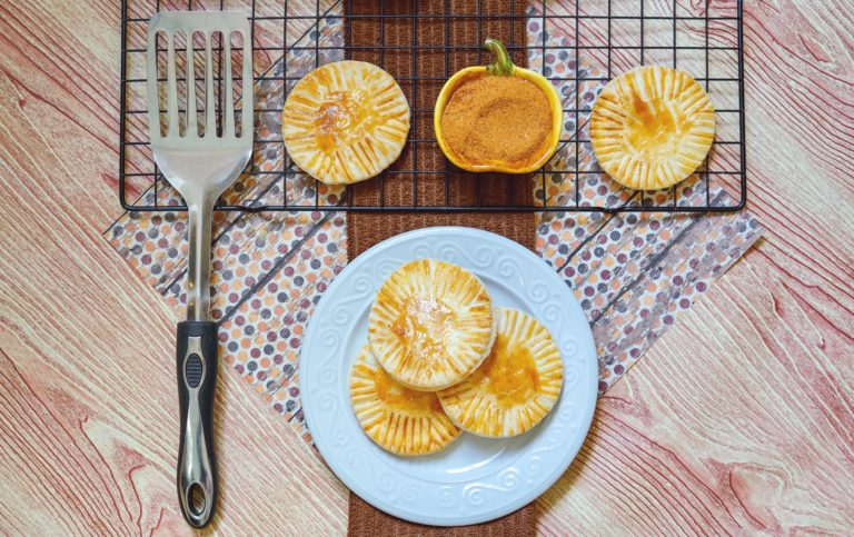 Air Fryer Pumpkin Hand Pies Recipe