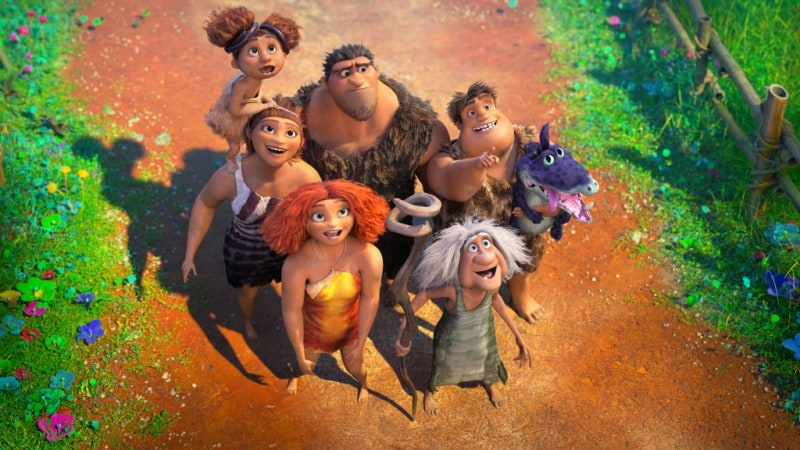 Croods Movie 2