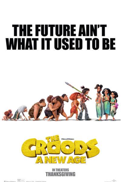 Croods New Movie