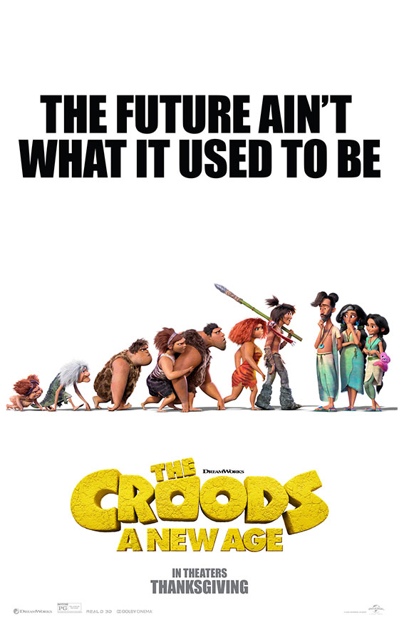 Croods New Movie