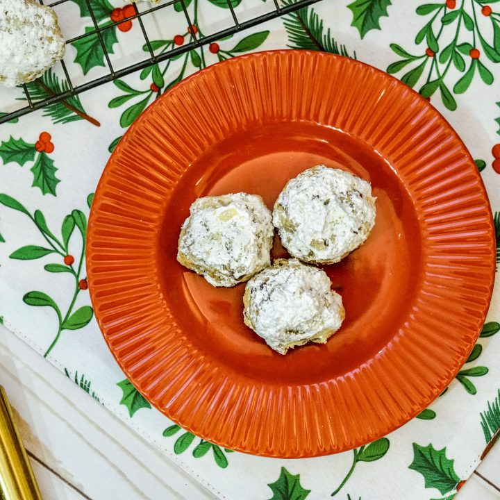 Classic Snowball Cookies Recipe