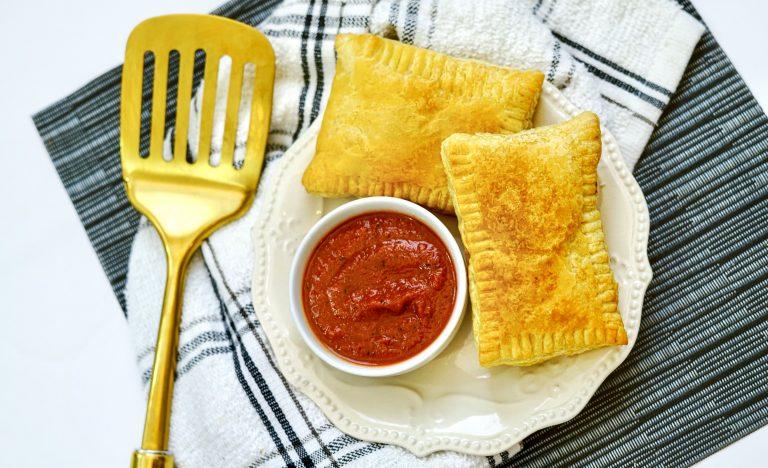 Air Fryer Pizza Hot Pocket Recipe