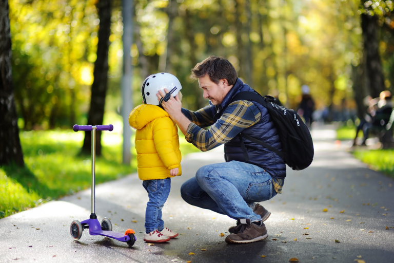 Keeping Kids Safe at Home, at Play, and On the Road