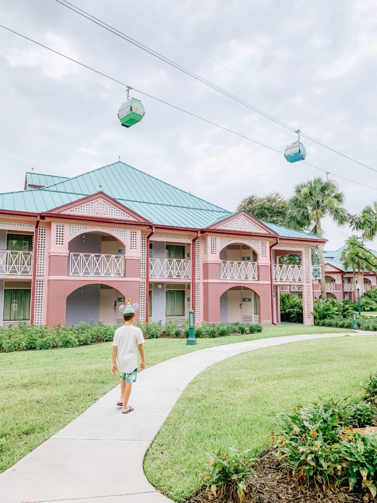 What You Need to Know About Disney World's Caribbean Beach Resort