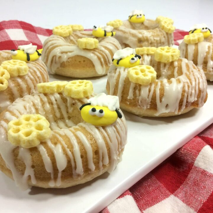 Winnie The Pooh Themed Honey Pot Donuts Recipe