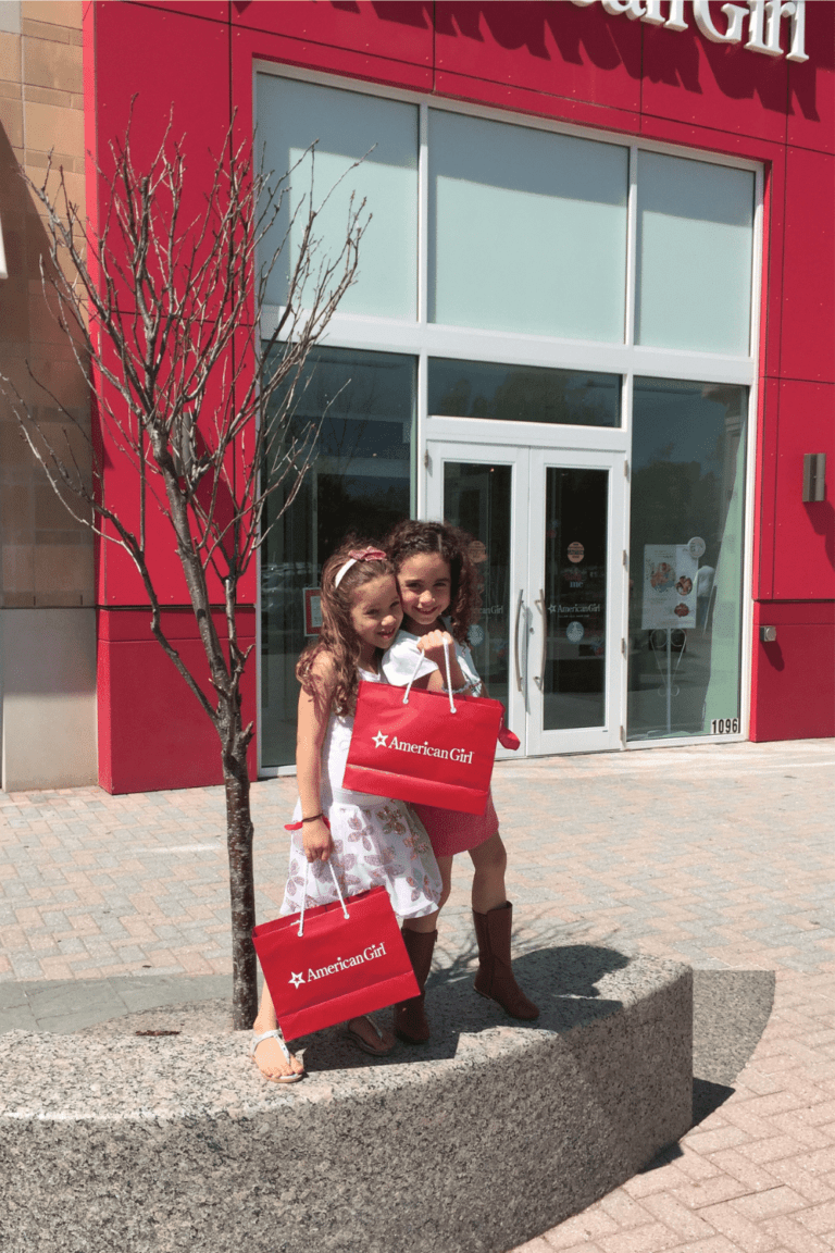 The American Girl Store Experience – Tips for Visiting an American Girl Doll Store